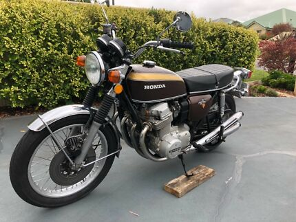 Honda CB750 K2 classic vintage motorcycle Albany Albany Area Preview