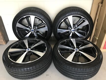"Subaru/Wrx liberty 18"" wheels &Tyres"