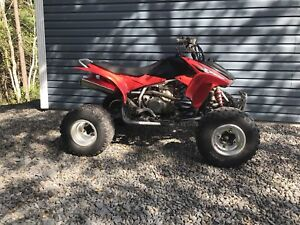 2006 Honda TRX450ER with papers