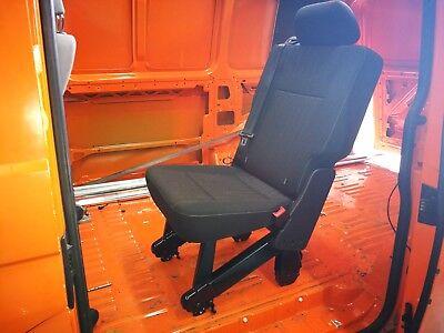 NEW VW T6 or T5 Transporter Kombi Single quick release rear centre seat in Pandu