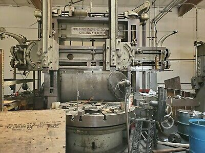 Used Metal Lathe Machine Vtl