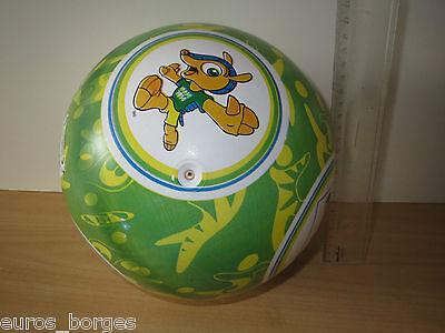 2014 WM Brazil World Cup FIFA No Brazuca Ball Soccer Football - FULECO