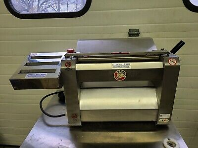 Roga Sf400 Pizza Dough Pasta Sheeter Cuttter