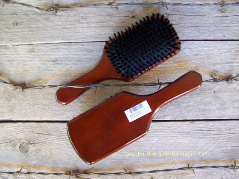 Brush - Hardwood Paddle