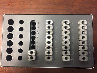 Roche Lightcycler Centrifuge Adapters 1 909 312
