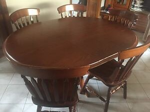 Extendable table with 5 chairs Ashfield Ashfield Area Preview