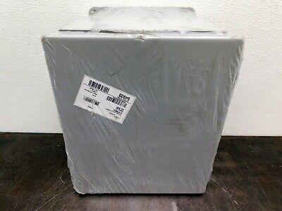 Hoffman A12108ch Jic Box Electrical Enclosure 54920 12x10x8 Free Shipping