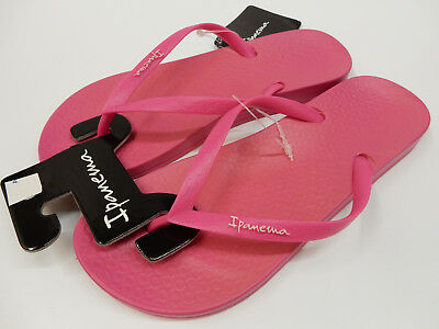 IPANEMA WOMENS SANDALS ANA COLORS PINK SIZE 6