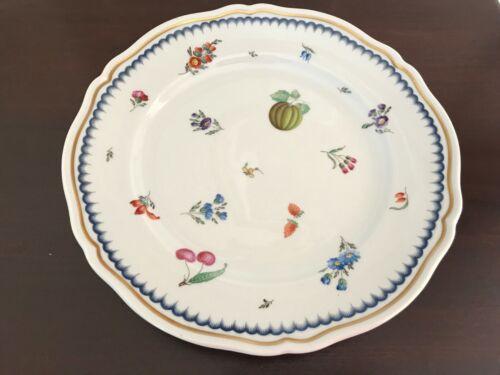 "Richard Ginori Antico Doccia ITALIAN FRUITS ~Dinner Plate 10 3/8"""