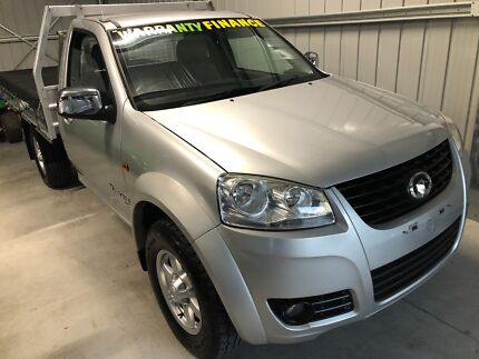 Great Wall V200 4wd Ute 2013