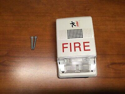 Edwardsest G1f-hdvm Genesis Fire Alarm Hornstrobe