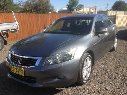 2008 HONDA ACCORD V6 LUXURY SEDAN AUTO Tamworth Tamworth City Preview