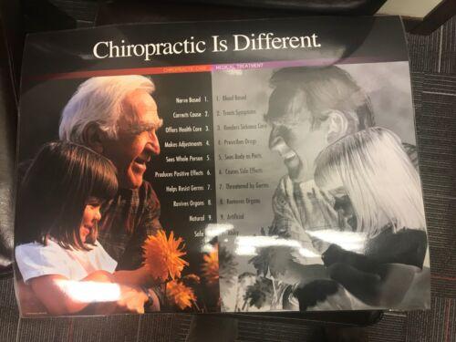 Chiropractic Patient Medial Bill Esteb Poster Chiropractic Vs Medicine