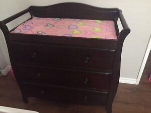 Change table dresser