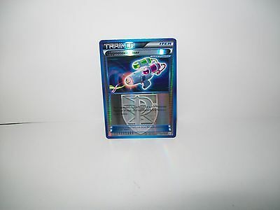 Pokemon HYPNOTOXIC LASER Card PLASMA STORM Set 123/135 Trainer Reverse Foil Holo, used for sale  Shipping to South Africa