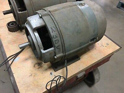 Hobart 80qt Mixer Motor - New Bearings - For Mixer Model M-802