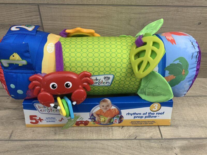 Baby Einstein Rhythm of the Reef Prop Pillow. New!