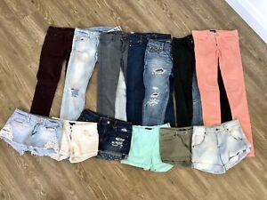 Women's Jeans/Shorts
