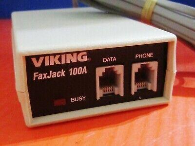 Viking Faxj-100a Phonefax Switch