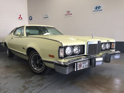 1973  Ford Cougar Coupe North St Marys Penrith Area Preview