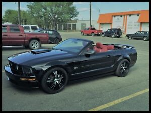 2006 Mustang GT convertible with Premium package.  $14,500