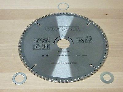 Hm Kreissägeblatt 210 X 30 25,4 20 16 X 2,5 Mm 80 Zähne Metall Sägeblatt