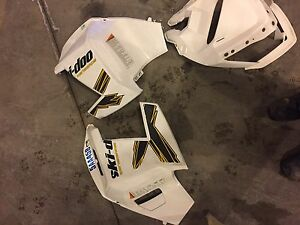 2013 Skidoo 1200 XR panels /console