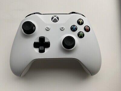 Microsoft Xbox One Wireless Controller Model 1708 - White