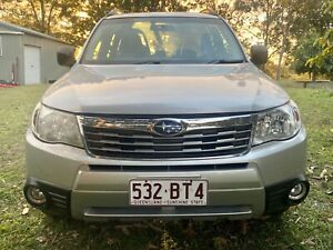 2009 Subaru Forester - sell or Swap single cab 4x4 ute