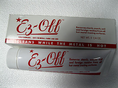 EZ Off  Iron  Cleaner Gel Keep your Iron Base Clean