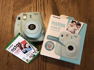 Instax Mini 9 Polaroid Camera