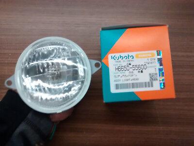 Kubota Head Light Headlight H6650-55600 B6100 B7100 All Variations