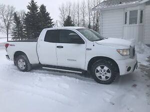 For Sale Toyota Tundra double cab