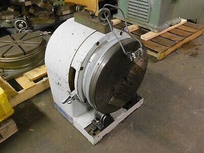 Aa Gage Ultradex 18 Rotary Table Indexer Model R-15339-1