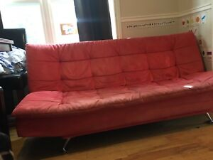 ***Porch pick up*** futon sofa bed.