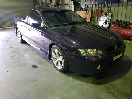 2004 vy ss manual ute