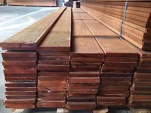 Merbau Decking 140 x 19mm 1.8m Set Lengths $5.65/lm Dandenong South Greater Dandenong Preview