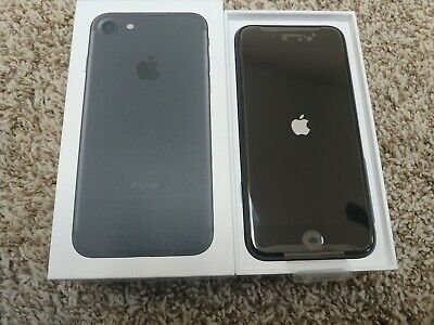 Apple iPhone 7 - 32GB - Black (Boost Mobile)  A1660