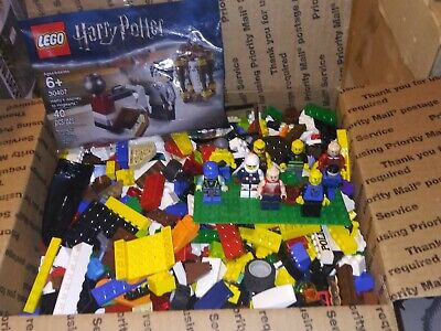 Lego Lot Bulk 5 Lbs Mini-figures Mixed Building Bricks Blocks Part Pieces A