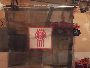 Bug  screen for Kenworth