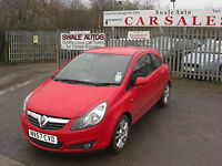 Vauxhall/Opel Corsa by Swale Auto Sales, Richmond, North Yorkshire