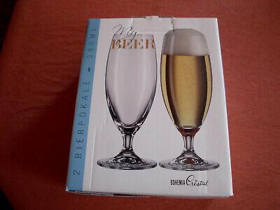 0557) 2 Biergläser mit Initialen eingraviert R K