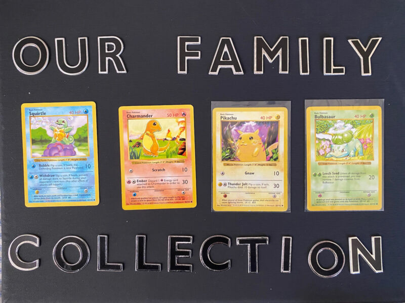Pokemon Cards 11 Lot ~ 100% Vintage Wotc! Shadowless Or 1st Edition+ Rare Base