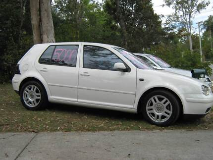 1999 Volkswagen Golf Hatchback Bellbird Park Ipswich City Preview
