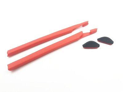 Temple Arm Socks Nose Pads 4 Oakley Crosslink Glass Frame OX8027 OX8031 (Glasses Arm Pads)