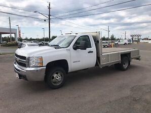 REDUCED 2010 Chevrolet Silverado 3500HD Flat Bed