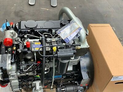 Brand New Cat Caterpillar 3054 Engine Mechanical Injection Engine
