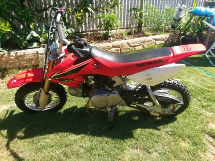 Kids Honda Motor Bike