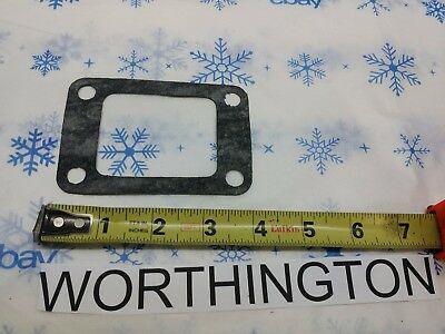 High Pressure Compressor Worthington Rounded Rectangular Gasket Gkt-2046