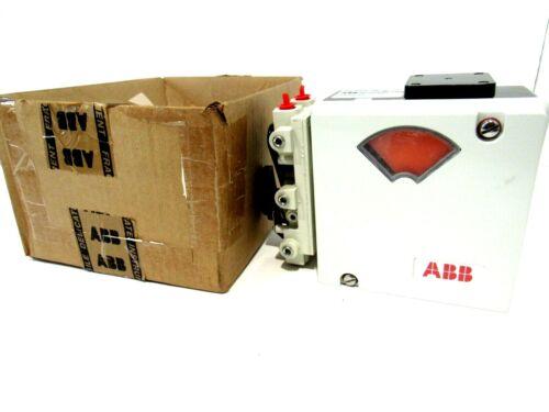 NEW ABB AV2321000 I/P VALVE POSITIONER